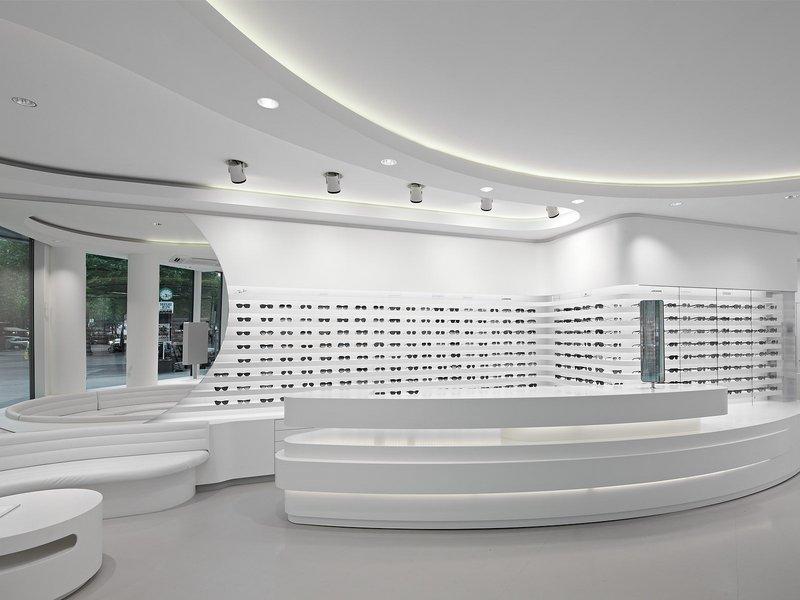 Labor Weltenbau | Elmar Gauggel: Zeiss Store Berlin - best architects 13