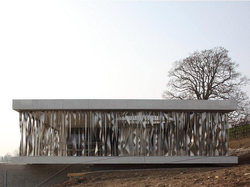 Peter Kunz Architektur: Villa im Appenzell - best architects 13