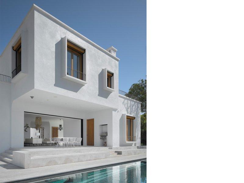 Edelmann Krell Dipl. Architekten ETH SIA: Wohnhaus Cala Blava - best architects 13
