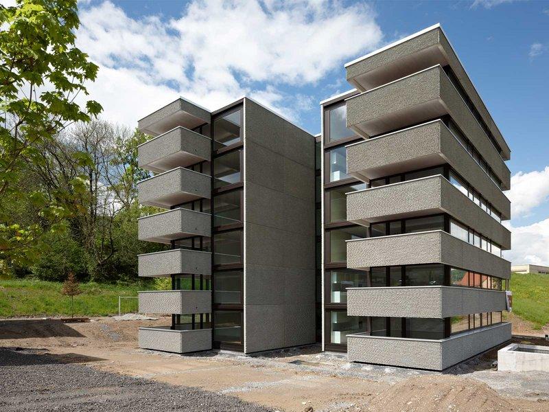 Graser Architekten AG: Wohnhäuser Lindensteig, Luzern - best architects 13
