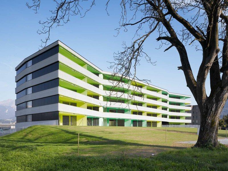 Bonnard & Wœffray architectes: Wohnüberbauung »les dailles« - best architects 13