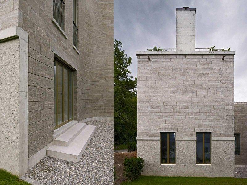 Käferstein & Meister Architekten: Wohnhaus in Küsnacht - best architects 13 in Gold