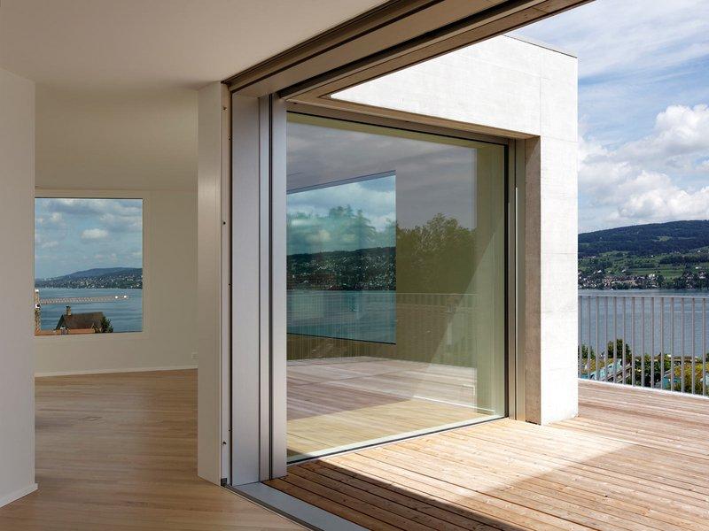 Oliver Brandenberger: Bebauung Georges in Horgen - best architects 13