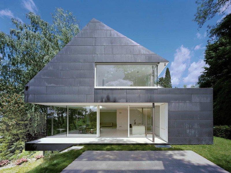 Fritsch + Schlüter Architekten: Einfamilienhaus in Seeheim - best architects 13