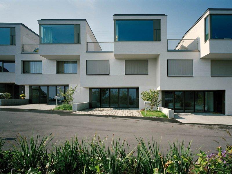 """pool Architekten: Reihenhäuser """"blue notes"""", Richterswil - best architects 13"""