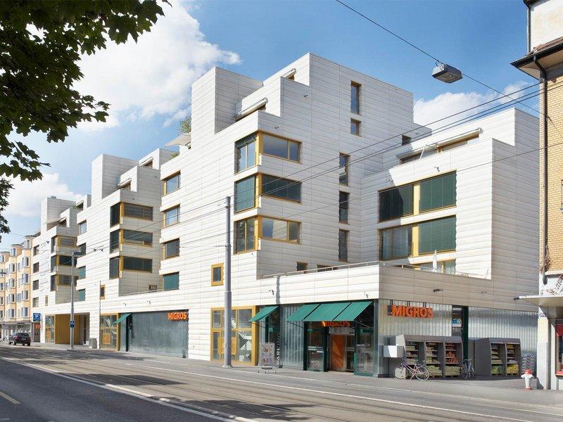 pool Architekten: Wohn- und Geschäftshaus Badenerstrasse, Zürich - best architects 13