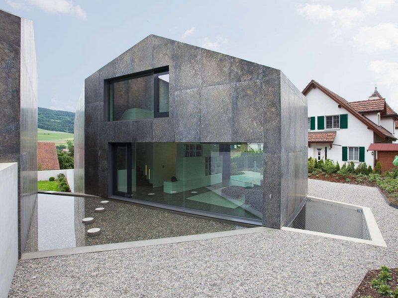 L3P Architekten: Neubau 2 EFH, Wingert, Oberweningen - best architects 13