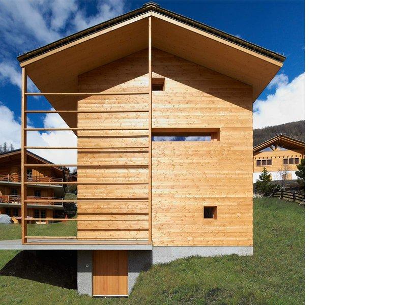 U15 Novello Eligio: Chalet Dumas. La Forclaz - Evolène - best architects 13