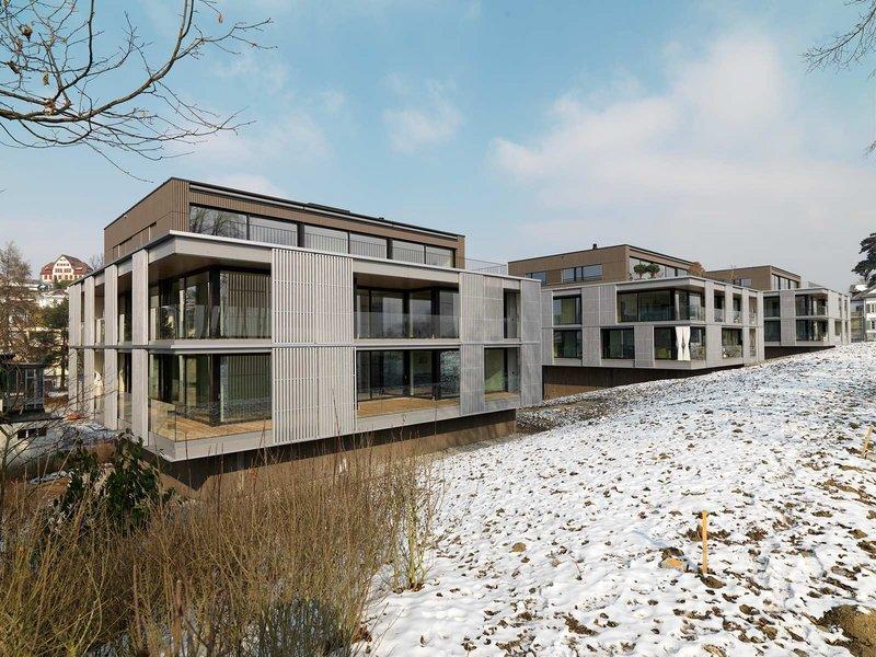 Burkhalter Sumi Architekten: Wohnüberbauung Fluh - best architects 13