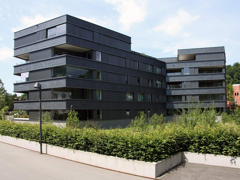 Egli Rohr Partner: Stadtvilla Römerpark Baden - best architects 13
