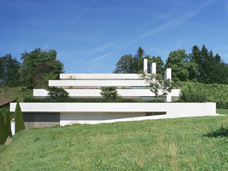Marques: Drei Terrassenhäuser, Luzern - best architects 13