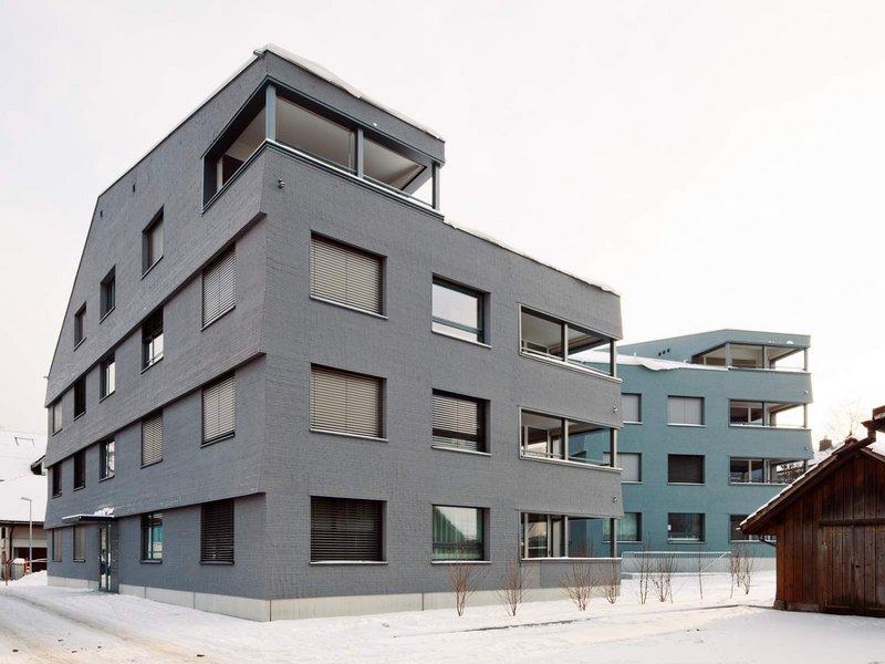 Graber & Steiger Architekten: Seestrasse Apartment Buildings - best architects 13