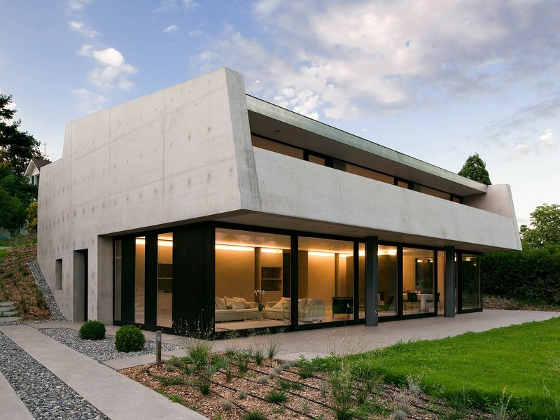 Raphaël Nussbaumer: Haus 2LB, Thônex - best architects 13