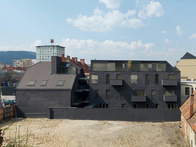 INNOCAD Architektur ZT GmbH: Rose am Lend - best architects 13