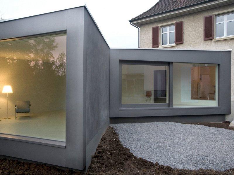 Oliver Brandenberger / Daniel Tigges: Hauserweiterung in Muttenz - best architects 13