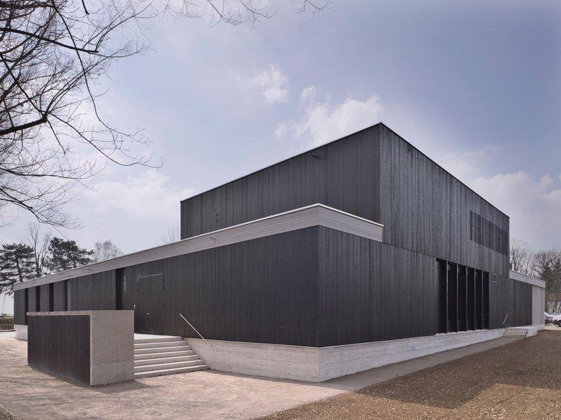 Goetz Hootz Castorph Architekten und Stadtplaner GmbH: Jugendzentrum Starnberg - best architects 13
