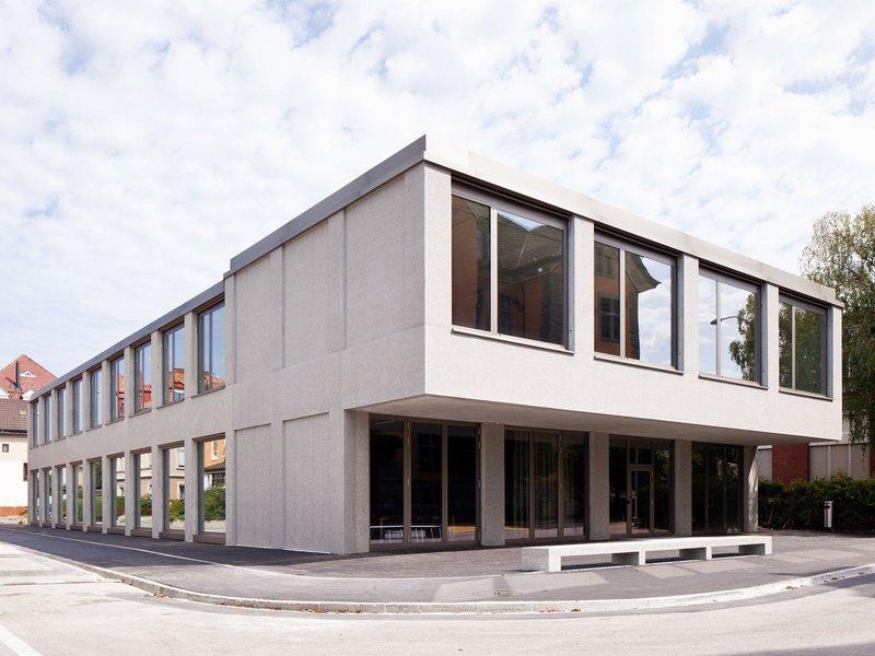 Michael Meier und Marius Hug Architekten: Säntishalle Arbon - best architects 13