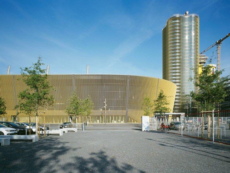 ARGE Marques Bühler: Stadion Allmend, Luzern - best architects 13