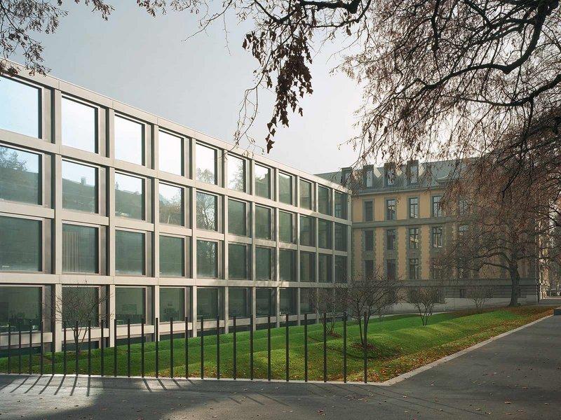 Graber  Pulver Architekten AG: Berufsschule GIBB Viktoria, Bern - best architects 13