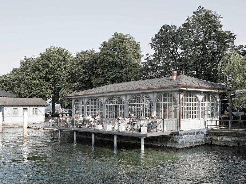 ARGE dolmus architekten & jäger-egli architekten: Seebistro LUZ (Revitalisierung/Umbau) - best architects 13