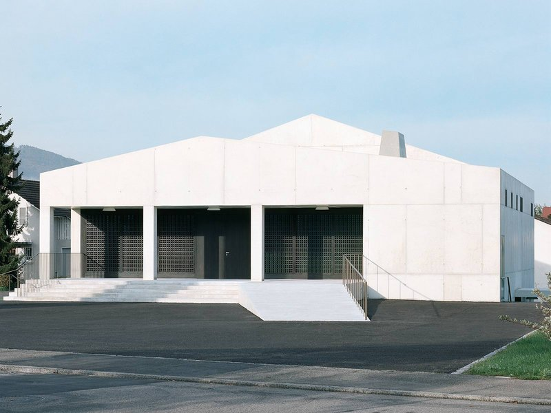 Guignard & Saner Architekten AG: Reformierte Kirche Dornach - best architects 13