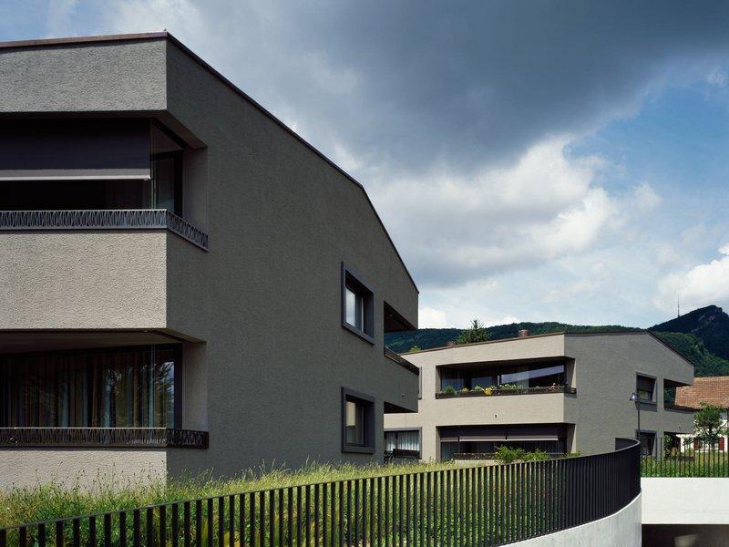 Schneider & Schneider Architekten : Alterssiedlung Küttigen - best architects 13