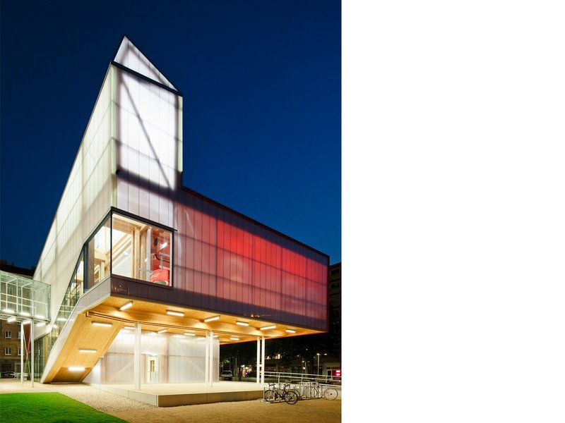 RAHM architekten: Bahnorama - best architects 13