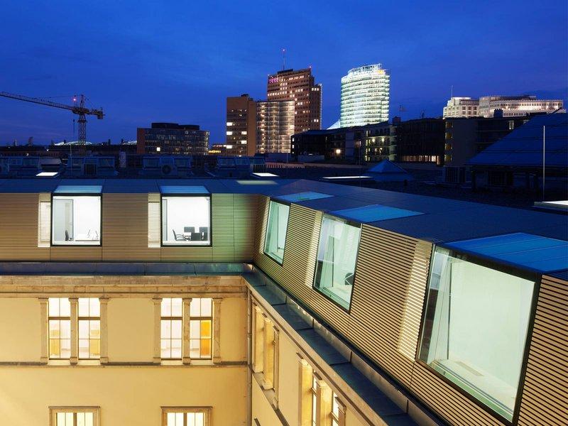 huber staudt architekten : Abgeordnetenhaus von Berlin, Erweiterung der Fraktionsräume - best architects 14