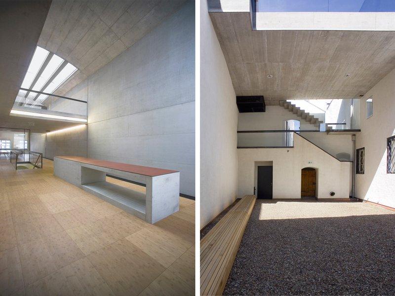 Heidl Architekten: Bankhaus Carl Spängler, Linz - best architects 14