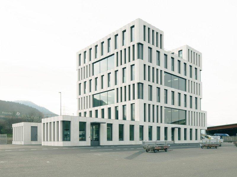 Graber & Steiger Architekten: Neubau Hauptsitz Stahlton Bauteile AG - best architects 14