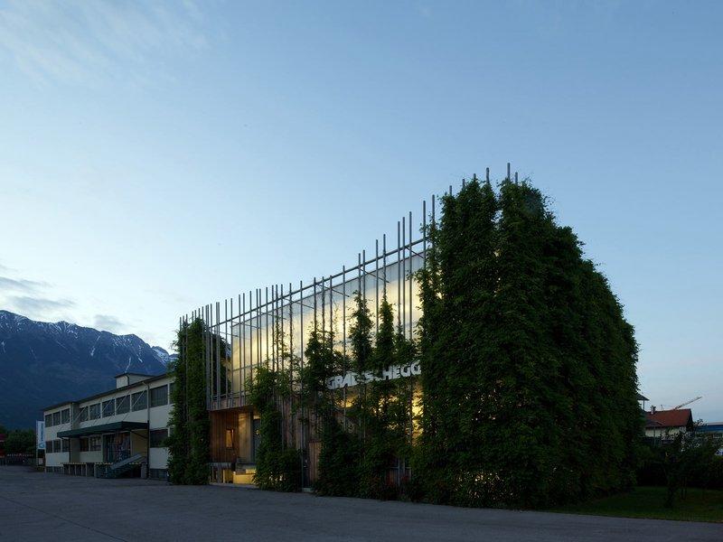 Gilbert Sommer / Andreas Flora: Lagerhalle Gradischegg - best architects 14