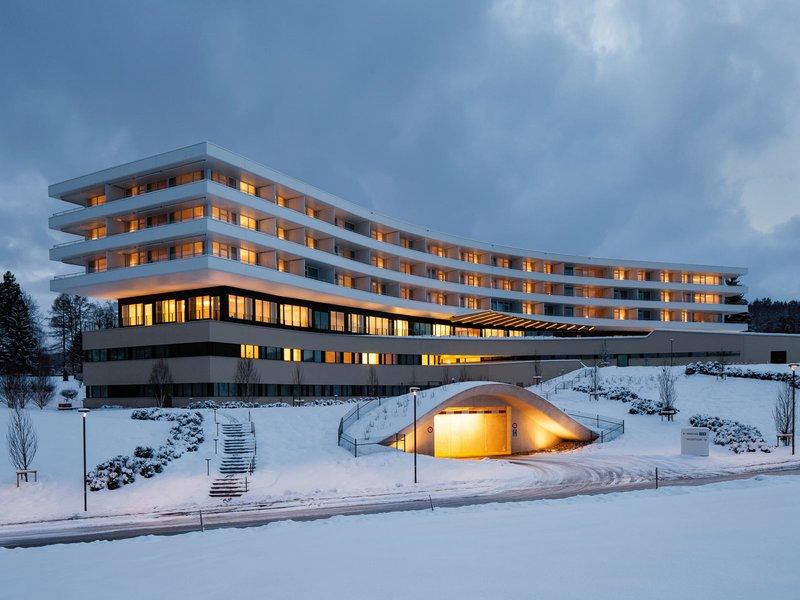 Carlos Martinez Architekten: Kurhaus Oberwaid - best architects 14