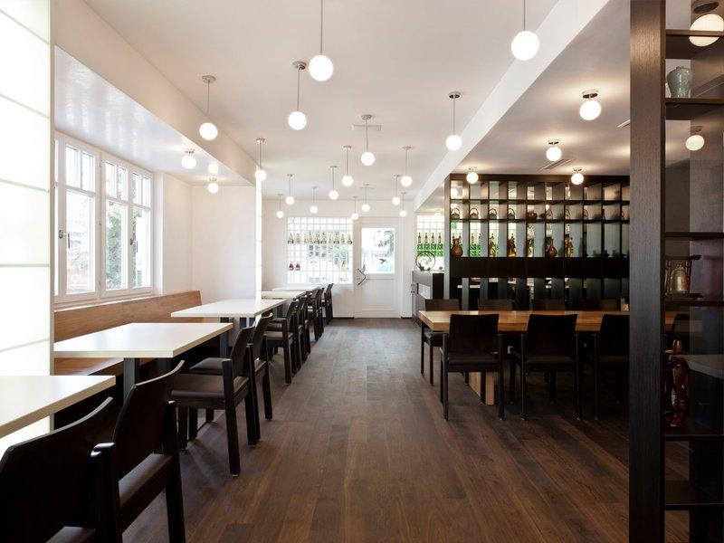 kimlim architekten: Okims - Koreanisches Restaurant - best architects 14