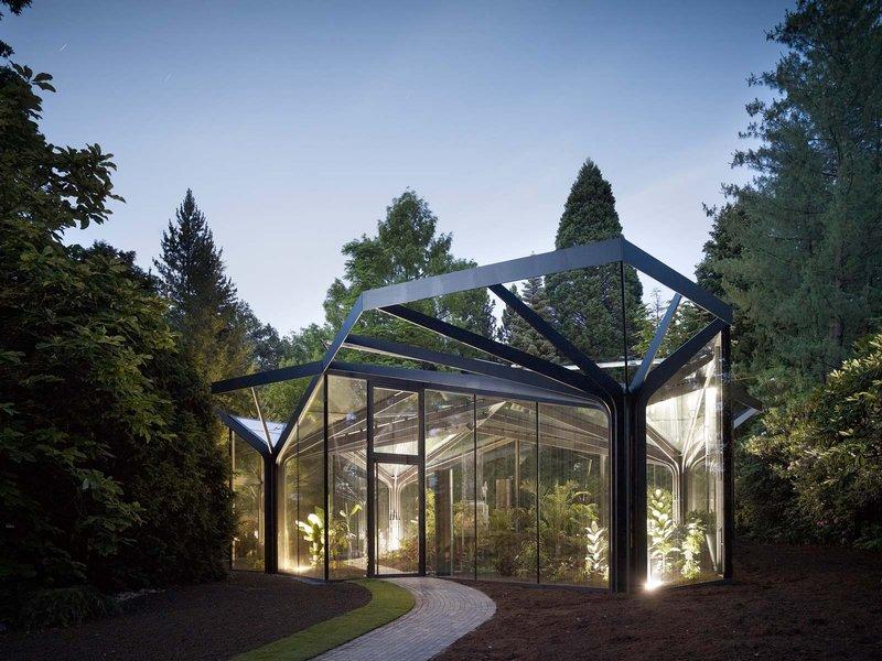idA buehrer wuest architekten : BOG – Schauhaus Botanischer Garten, Grüningen - best architects 14