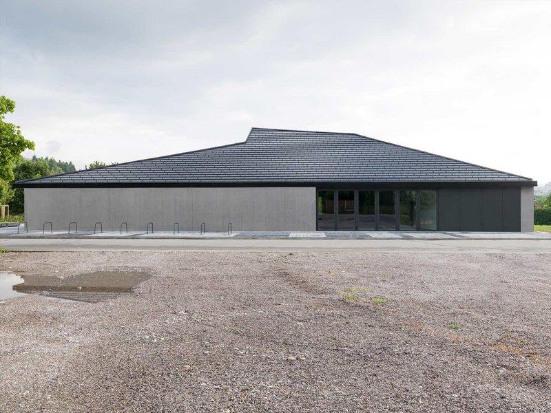 Oliver Brandenberger / Adrian Kloter / Stephan Bührer: Neubau Stadthalle Laufenburg - best architects 14