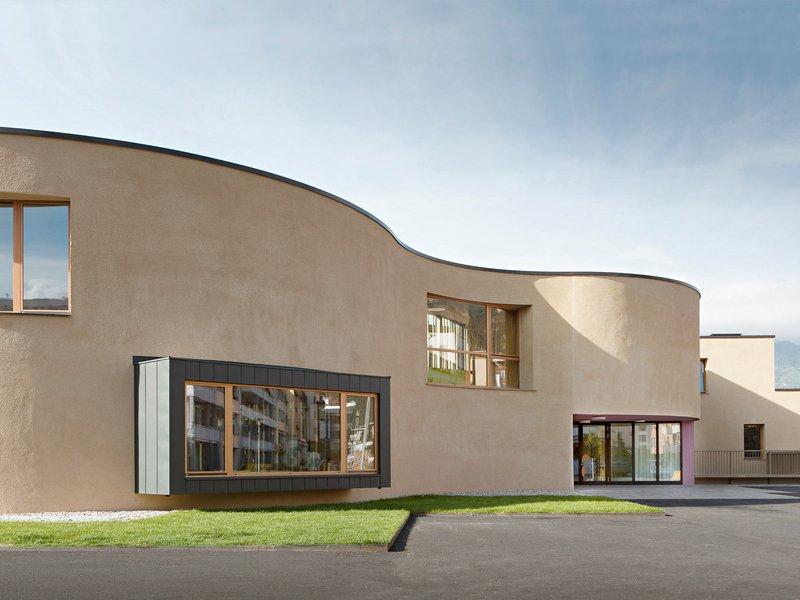 MODUS architects ATTIA-SCAGNOL : Kindergarten, Kinderhort und Eltern-Kind-Zentrum - best architects 14