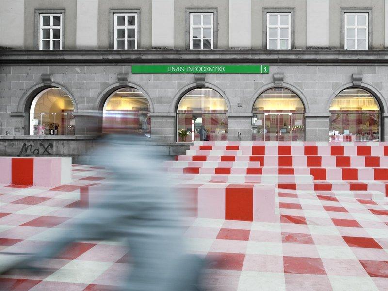 Caramel architekten: Info und Ticketoffice LINZ09 - best architects 14