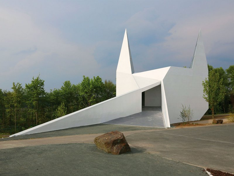 schneider+schumacher: Autobahnkirche Siegerland - best architects 14