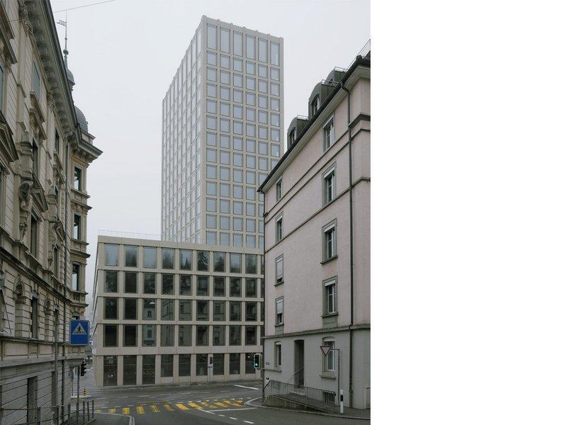 giuliani.hönger architekten : Fachhochschulzentrum St. Gallen - best architects 14 in Gold