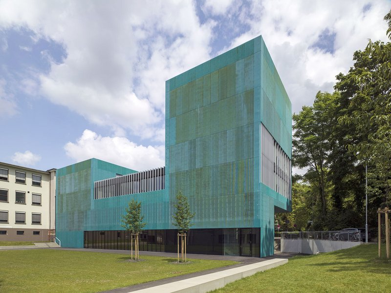 AV1 Architekten: Neubau Campus Rosenfels in Lörrach - best architects 14