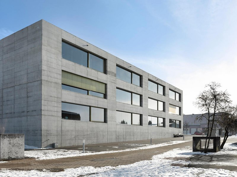 Morscher Architekten: Orientierungsschule Kerzers - best architects 14