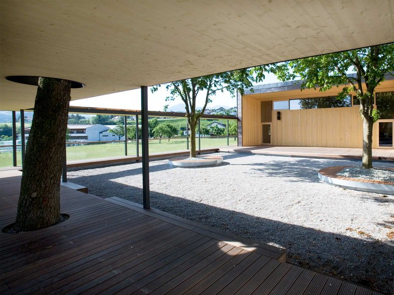 Gsottbauer architektur.werkstatt: Musikprobelokal | Schützenheim | Veranstaltungsplatz | Natters - best architects 14