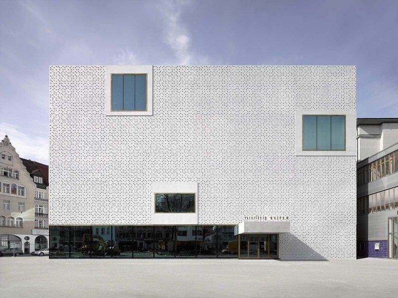 Cukrowicz Nachbaur Architekten: Vorarlberg Museum Bregenz - best architects 14 in Gold