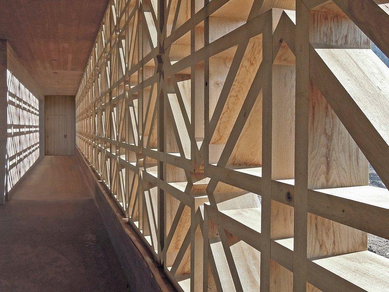 Architekt Bernardo Bader: Islamischer Friedhof Altach - best architects 14