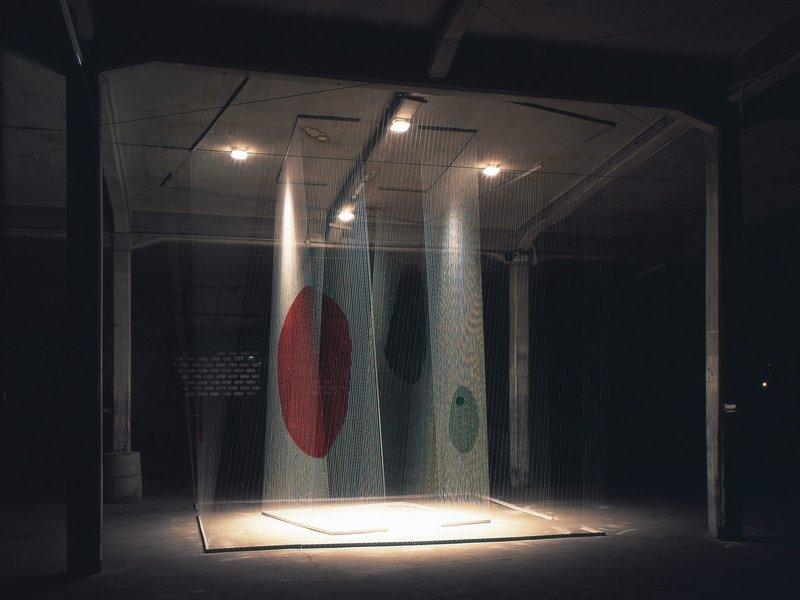 Kawahara Krause Architects: Linie - Fläche - Raum – wie viel ist nötig, um Raum zu erzeugen?  - best architects 14