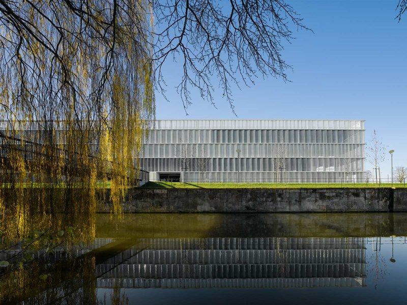 petry + wittfoht : Parkhaus experimenta - best architects 14