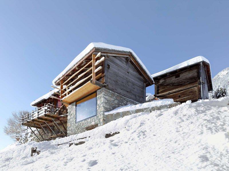 savioz fabrizzi architectes: Umbau Le Biolley - best architects 14
