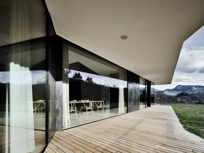 MODUS architects ATTIA-SCAGNOL: Wohnhaus in Kaltern - best architects 14
