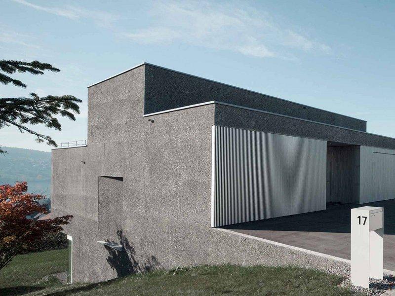 Graber & Steiger Architekten: Single-family home in Aesch - best architects 14