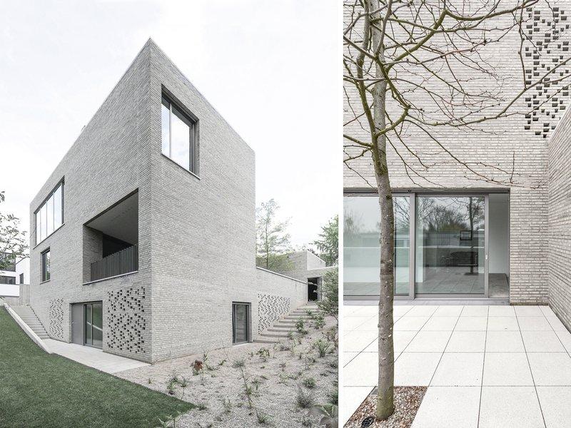 Bayer & Strobel: Wohnhaus Z - best architects 14 in Gold